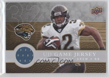 2008 Upper Deck First Edition UD Game Jersey #FGJ-MJ - [Missing]