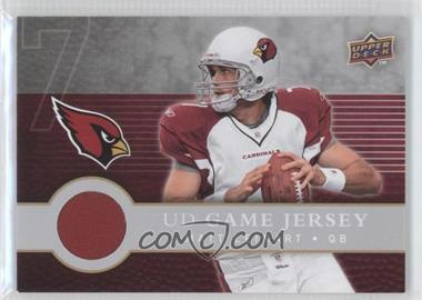 2008 Upper Deck First Edition UD Game Jersey #FGJ-ML - Matt Leinart