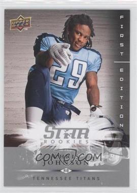 2008 Upper Deck First Edition #157 - Chris Johnson