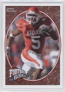 2008 Upper Deck Football Heroes #132 - Darren McFadden