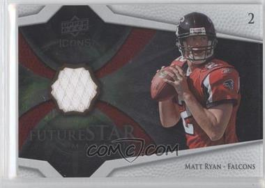2008 Upper Deck Icons [???] #FSM7 - Matt Ryan
