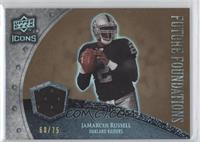 JaMarcus Russell /75