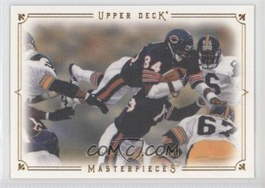 2008 Upper Deck Masterpiece Previews #MPP7 - Walter Payton