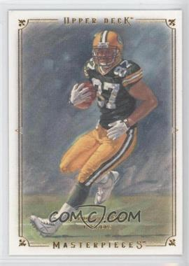 2008 Upper Deck Masterpieces #51 - Jordy Nelson