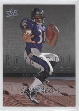 2008 Upper Deck Potential Unlimited #PU29 - Ray Rice