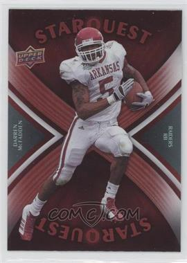 2008 Upper Deck Starquest Rainbow Red #SQ8 - Darren McFadden