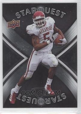 2008 Upper Deck Starquest Silver Board #SQ8 - Darren McFadden