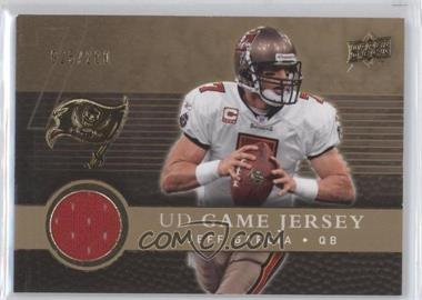 2008 Upper Deck UD Game Jersey Gold #UDGJ-JG - Jeff Garcia /200