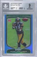 Mike Wallace /150 [BGS 8.5]