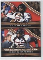 Graham Harrell, Michael Crabtree /99