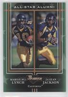 Marshawn Lynch, DeSean Jackson /99