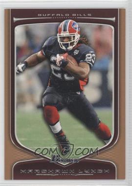 2009 Bowman Draft Picks - [Base] - Bronze #44 - Marshawn Lynch /99