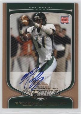 2009 Bowman Draft Picks - [Base] - Rookie Autographs Bronze [Autographed] #172 - Ramses Barden /99