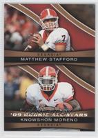 Matthew Stafford, Knowshon Moreno /99