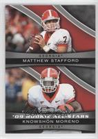 Matthew Stafford, Knowshon Moreno /50