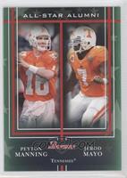 Peyton Manning, Jerod Mayo