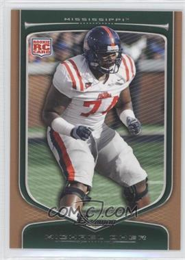 2009 Bowman Draft Picks Bronze #113 - Michael Oher /99