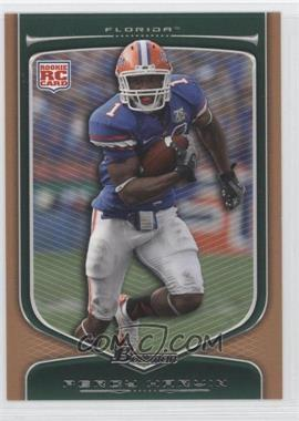 2009 Bowman Draft Picks Bronze #147 - Percy Harvin /99