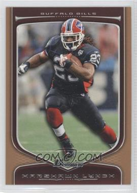 2009 Bowman Draft Picks Bronze #44 - Marshawn Lynch /99