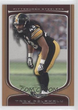 2009 Bowman Draft Picks Bronze #75 - Troy Polamalu /99