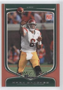 2009 Bowman Draft Picks Red #190 - Mark Sanchez