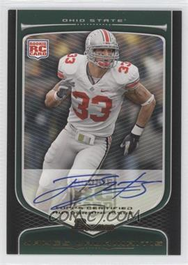 2009 Bowman Draft Picks Rookie Autographs [Autographed] #120 - James Laurinaitis