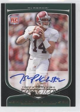 2009 Bowman Draft Picks Rookie Autographs [Autographed] #136 - John Parker Wilson