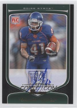 2009 Bowman Draft Picks Rookie Autographs [Autographed] #203 - Ian Johnson