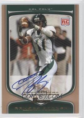 2009 Bowman Draft Picks Rookie Autographs Bronze [Autographed] #172 - Ramses Barden /99