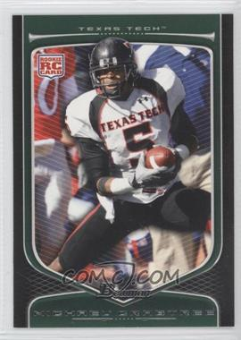 2009 Bowman Draft Picks #114 - Michael Crabtree