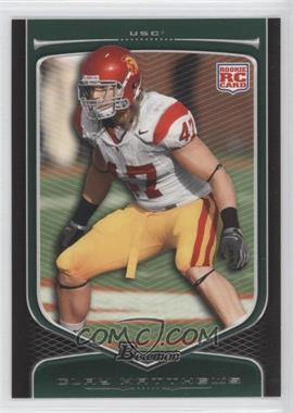 2009 Bowman Draft Picks #196 - Clay Matthews