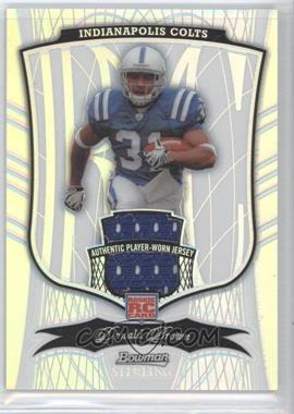 2009 Bowman Sterling - [Base] - Refractor #170 - Donald Brown /199