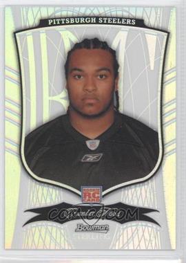 2009 Bowman Sterling - [Base] - Refractor #47 - Evander Hood /299