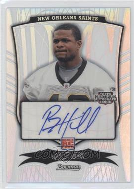 2009 Bowman Sterling Refractor #121 - P.J. Hill /75
