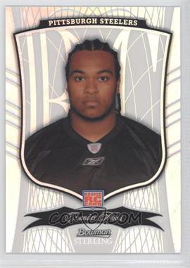 2009 Bowman Sterling Refractor #47 - Evander Hood /299