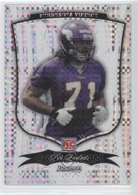 2009 Bowman Sterling X-Fractor #49 - Phil Loadholt /100