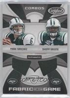 Mark Sanchez, Shonn Greene /100