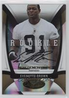 Everette Brown /25