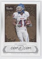 Ian Johnson /100