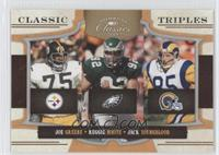 Reggie White, Jack Youngblood, Joe Greene /250