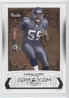 Aaron Curry /999
