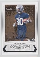 Devin Moore (Autographed) /999