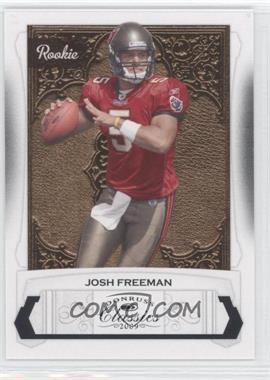 2009 Donruss Classics #207 - Josh Freeman /999