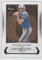 Matthew Stafford /999