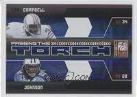 Chris Johnson, Earl Campbell /199
