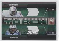 Chris Johnson, Earl Campbell /499