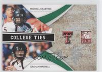 Graham Harrell, Michael Crabtree /899