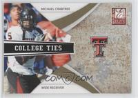 Michael Crabtree /399
