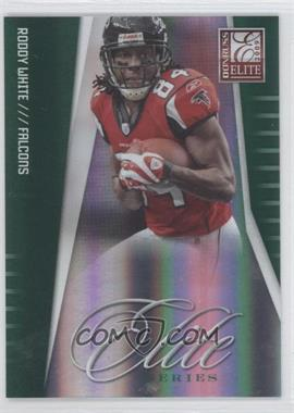 2009 Donruss Elite Elite Series Green #18 - Roddy White /499