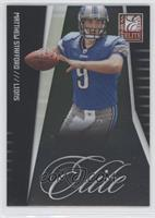 Matthew Stafford (Elite Series) /499